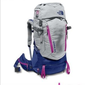 North Face Terra 40 hiking pack